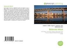 Portada del libro de Belenski Most