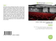 Bookcover of IMAX