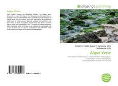 Bookcover of Algue Verte