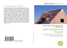 Buchcover von Intern Development Program