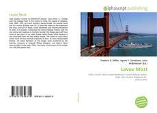 Portada del libro de Lavov Most