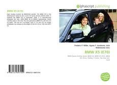 BMW X5 (E70)的封面