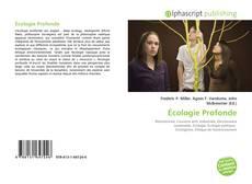 Couverture de Écologie Profonde