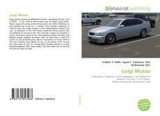 Buchcover von Luigi Musso