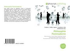 Обложка Philosophie Postmoderne