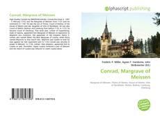 Buchcover von Conrad, Margrave of Meissen