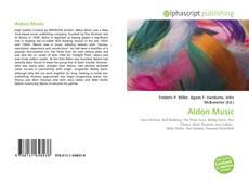 Обложка Aldon Music