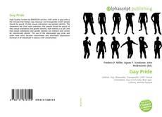 Capa do livro de Gay Pride