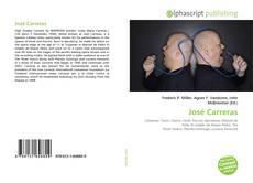 Bookcover of José Carreras