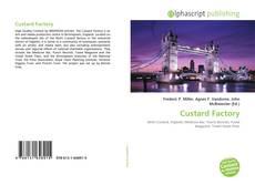 Custard Factory kitap kapağı