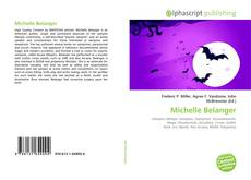 Обложка Michelle Belanger