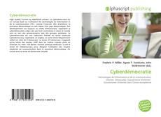 Portada del libro de Cyberdémocratie