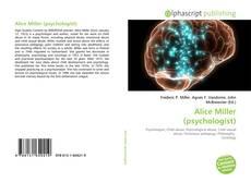 Capa do livro de Alice Miller (psychologist)