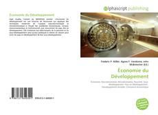 Bookcover of Économie du Développement