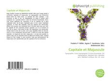 Bookcover of Capitale et Majuscule