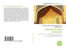 Bookcover of Musulmans Noirs Américains