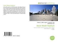 Portada del libro de Davis Wade Stadium