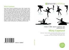 Borítókép a  Misty Copeland - hoz