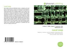 Buchcover von Local Loop