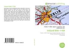 Portada del libro de Ireland 800–1169