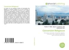 Bookcover of Conversion Religieuse