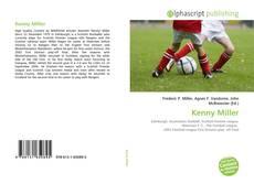 Kenny Miller kitap kapağı
