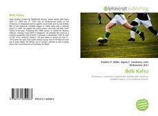 Bookcover of Bob Kalsu