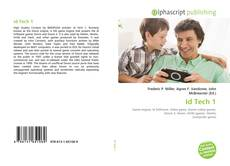 Bookcover of Id Tech 1