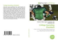 Bookcover of College GameDay (Football)