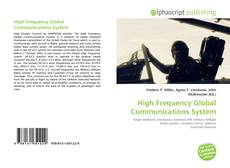 Copertina di High Frequency Global Communications System