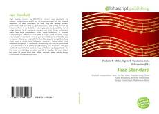Bookcover of Jazz Standard