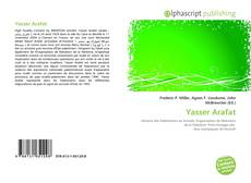 Bookcover of Yasser Arafat