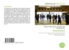 Bookcover of Kautokeino