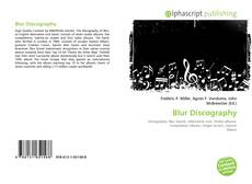 Bookcover of Blur Discography