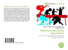 Обложка Millennium (Backstreet Boys Album)