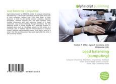 Bookcover of Load balancing (computing)