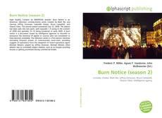 Buchcover von Burn Notice (season 2)