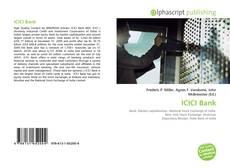 ICICI Bank kitap kapağı