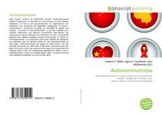 Portada del libro de Anticommunisme