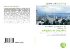 Buchcover von Religion aux États-Unis