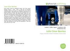 Bookcover of Julio César Benítez