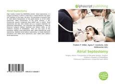 Bookcover of Atrial Septostomy