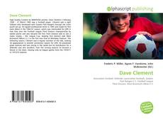 Bookcover of Dave Clement