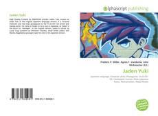 Buchcover von Jaden Yuki