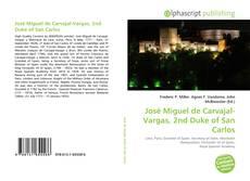 Portada del libro de José Miguel de Carvajal-Vargas, 2nd Duke of San Carlos