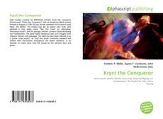 Couverture de Kryst the Conqueror