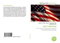 Joe P. Martinez kitap kapağı
