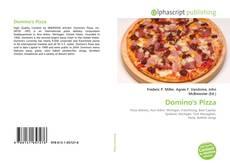 Capa do livro de Domino's Pizza