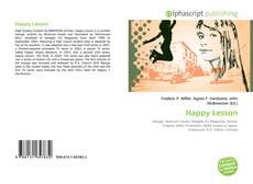 Bookcover of Happy Lesson