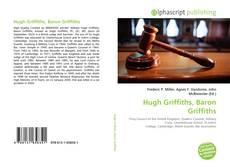 Buchcover von Hugh Griffiths, Baron Griffiths